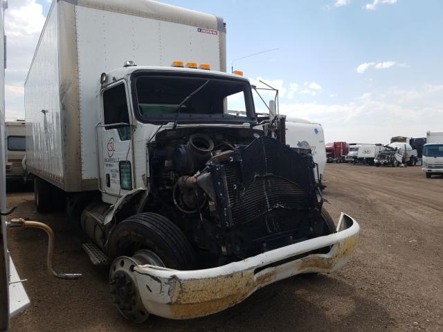 Salvage cars for sale from Copart Brighton, CO: 2015 Kenworth Construction