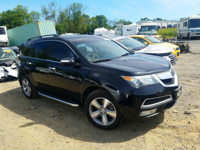 Acura MDX salvage cars for sale: 2012 Acura MDX