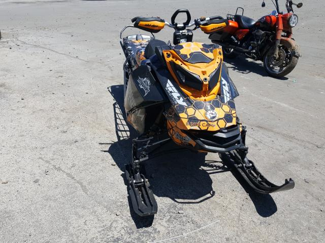 Skidoo salvage cars for sale: 2020 Skidoo Summit X 8