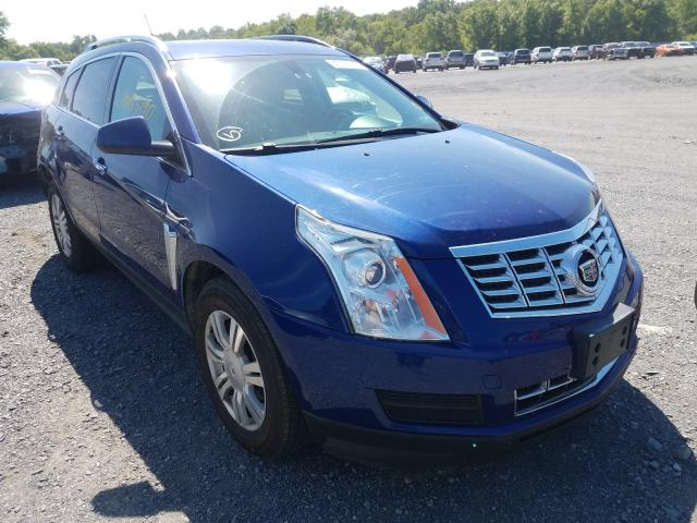 Cadillac SRX Luxury salvage cars for sale: 2013 Cadillac SRX Luxury