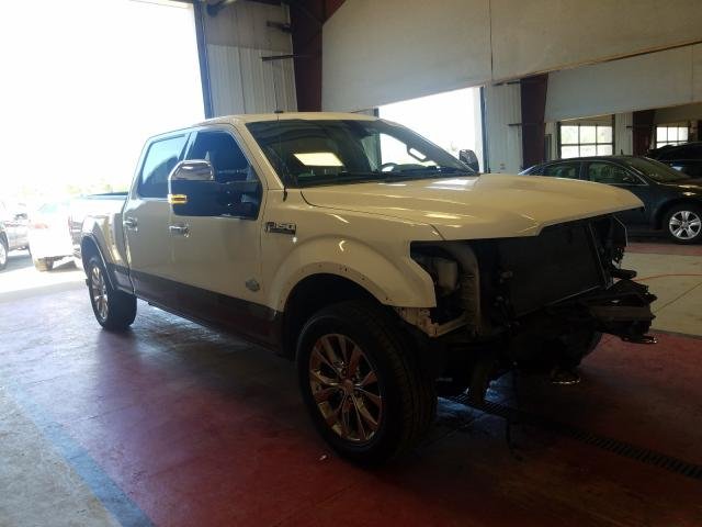 Ford F150 Super salvage cars for sale: 2017 Ford F150 Super