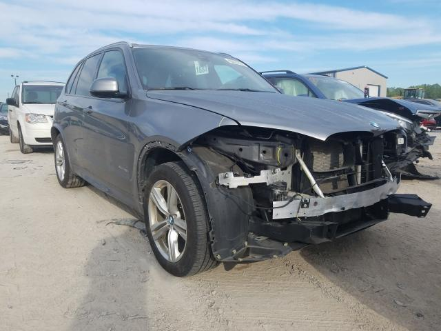 BMW X5 XDRIVE3 Vehiculos salvage en venta: 2016 BMW X5 XDRIVE3