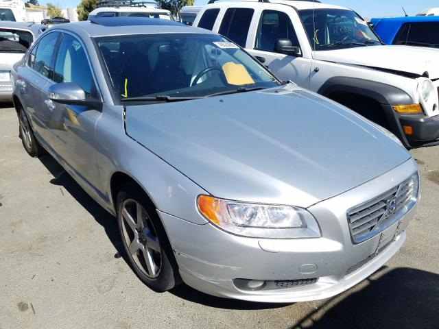 Volvo S80 T6 Turbo salvage cars for sale: 2008 Volvo S80 T6 Turbo