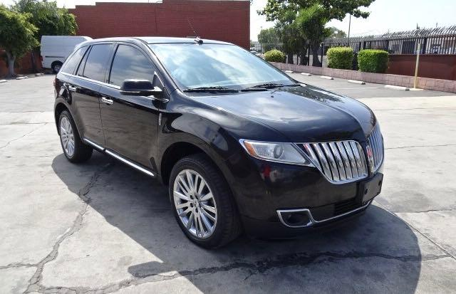 Salvage cars for sale from Copart Rancho Cucamonga, CA: 2014 Lincoln MKX