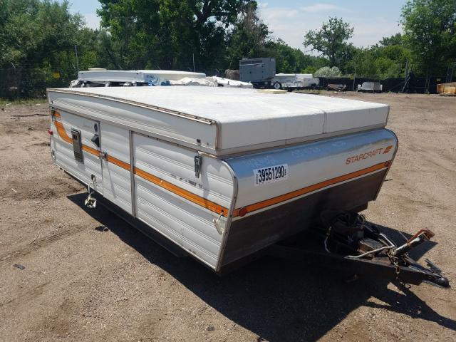 Star salvage cars for sale: 1976 Star Popup