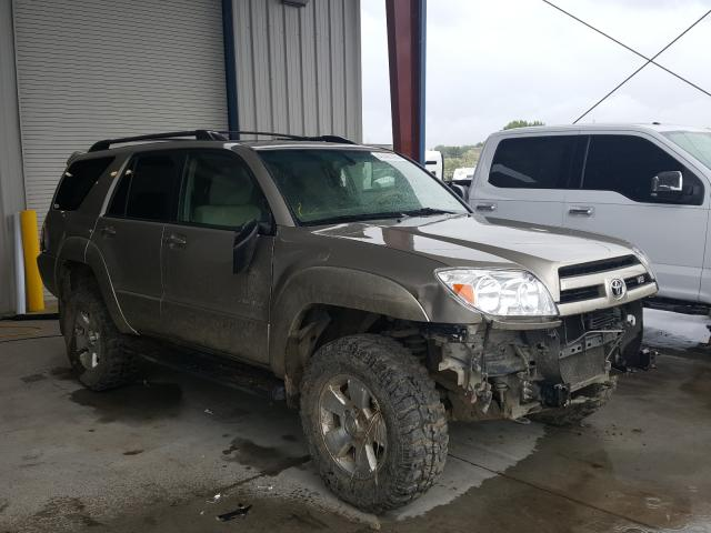 Toyota salvage cars for sale: 2004 Toyota 4runner SR