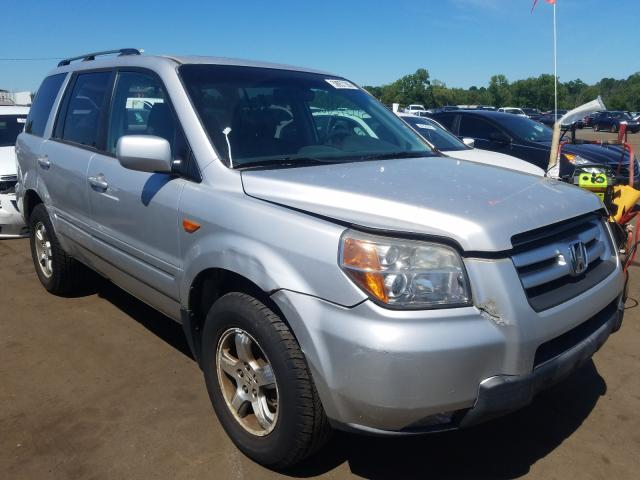 Honda Pilot salvage cars for sale: 2007 Honda Pilot