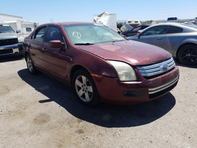 Ford salvage cars for sale: 2006 Ford Fusion SE