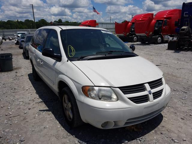Dodge Grand Caravan salvage cars for sale: 2007 Dodge Grand Caravan