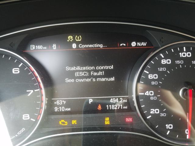 2013 Audi A6 | Vin: WAUGFAFC3DN047663