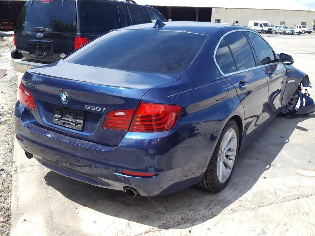 цена в сша 2015 BMW 535 I WBA5B1C56FG127376