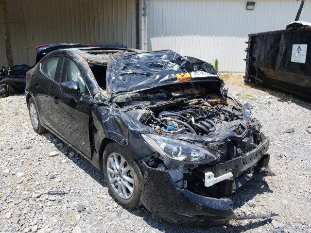 Mazda salvage cars for sale: 2016 Mazda 3 Touring