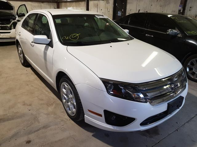 Ford Fusion SE salvage cars for sale: 2010 Ford Fusion SE