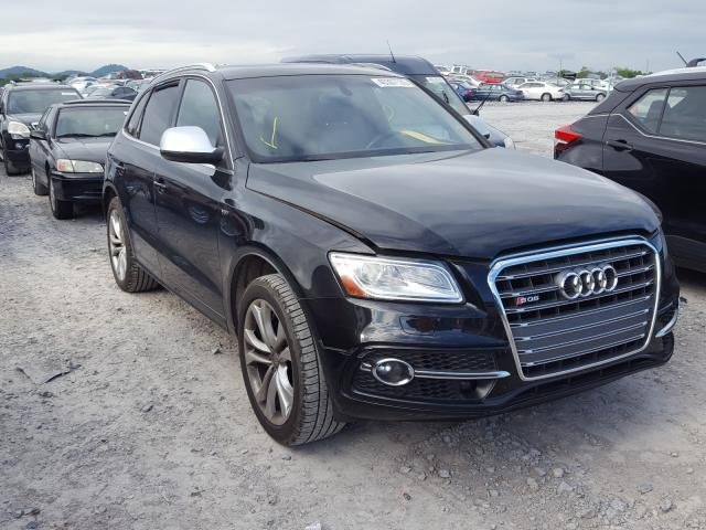 Audi SQ5 Prestige salvage cars for sale: 2014 Audi SQ5 Prestige