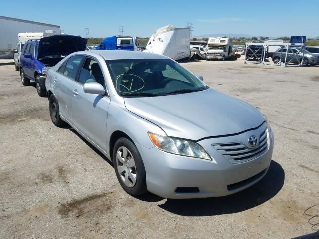 Toyota salvage cars for sale: 2009 Toyota Camry Base
