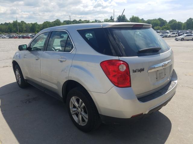 купить 2013 Chevrolet Equinox Ls 2.4L 2GNALBEK0D1237705
