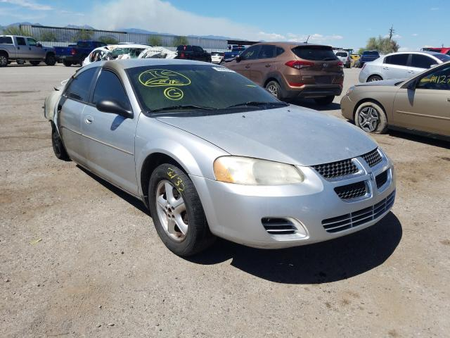 Dodge salvage cars for sale: 2006 Dodge Stratus SX