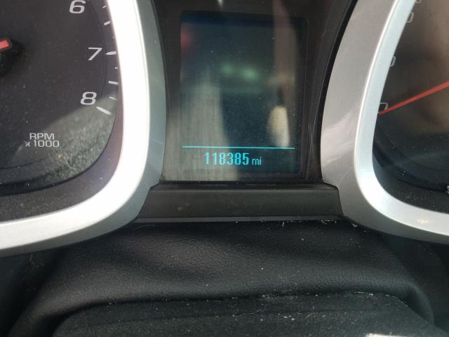 2GNALBEK0D1237705 2013 Chevrolet Equinox Ls 2.4L