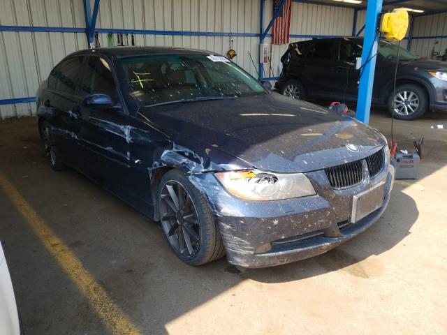 Vehiculos salvage en venta de Copart Colorado Springs, CO: 2008 BMW 328 XI