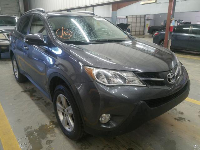 Toyota Rav4 XLE salvage cars for sale: 2014 Toyota Rav4 XLE