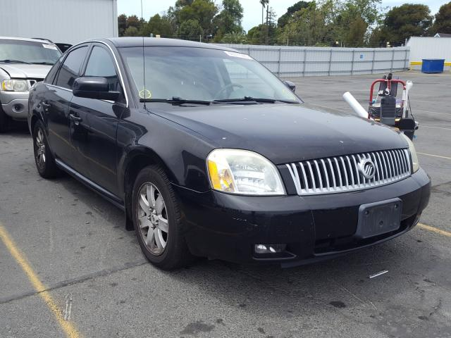 Mercury salvage cars for sale: 2007 Mercury Montego LU