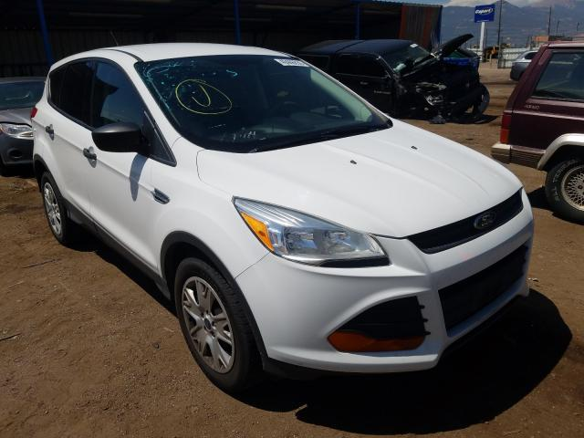 Vehiculos salvage en venta de Copart Colorado Springs, CO: 2013 Ford Escape S