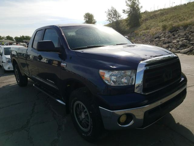 Toyota Tundra DOU salvage cars for sale: 2010 Toyota Tundra DOU