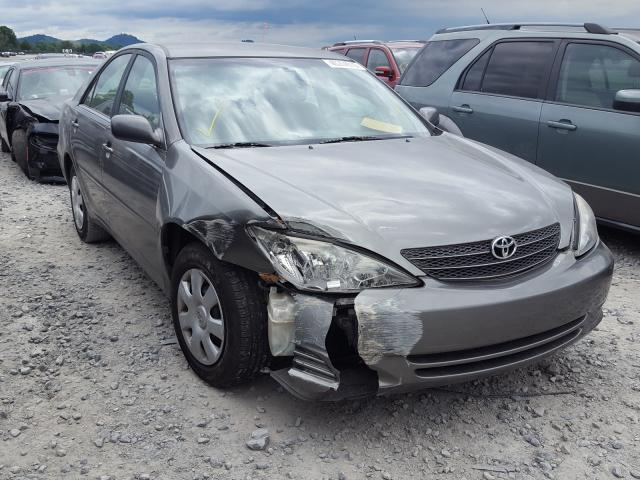 Salvage cars for sale from Copart Madisonville, TN: 2004 Toyota Camry LE