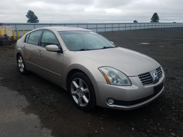 Salvage cars for sale from Copart Airway Heights, WA: 2006 Nissan Maxima SE