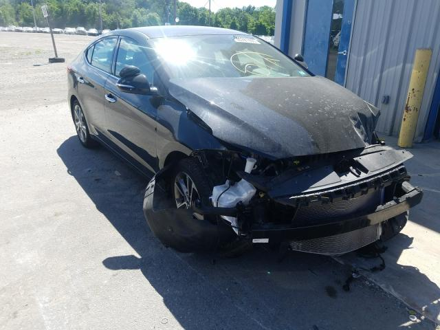 Hyundai Elantra salvage cars for sale: 2017 Hyundai Elantra
