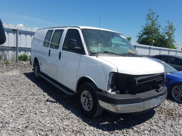 GMC Savana G25 salvage cars for sale: 2015 GMC Savana G25