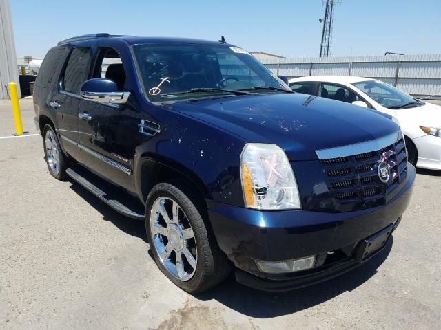Cadillac Escalade L salvage cars for sale: 2008 Cadillac Escalade L