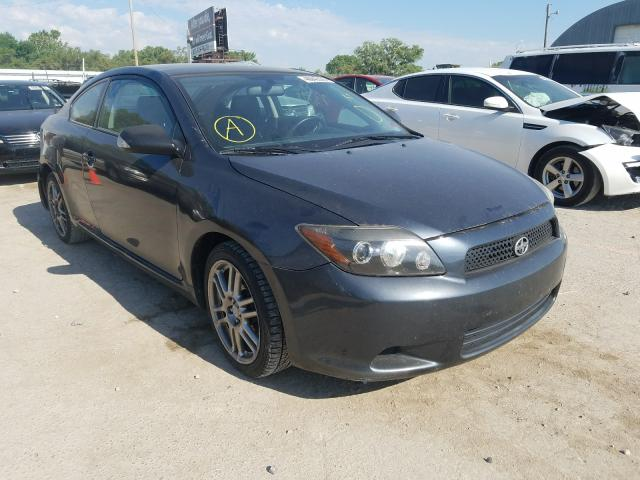 Salvage cars for sale from Copart Wichita, KS: 2010 Scion TC
