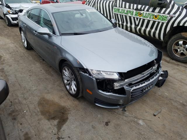 Audi salvage cars for sale: 2012 Audi A7 Prestige