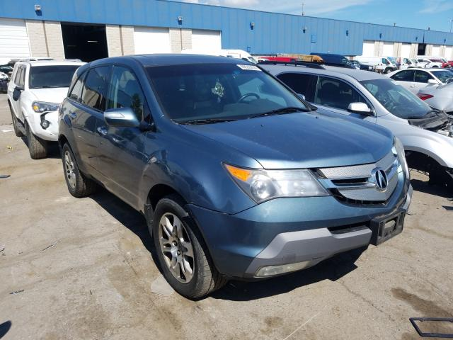 2008 Acura MDX Techno for sale in Woodhaven, MI