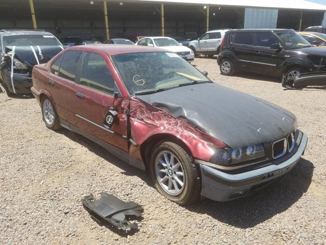 BMW salvage cars for sale: 1994 BMW 325 I Automatic