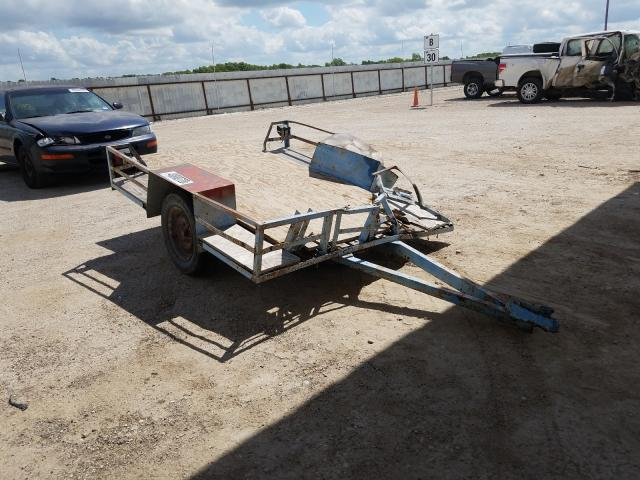 Homemade salvage cars for sale: 2000 Homemade Trailer