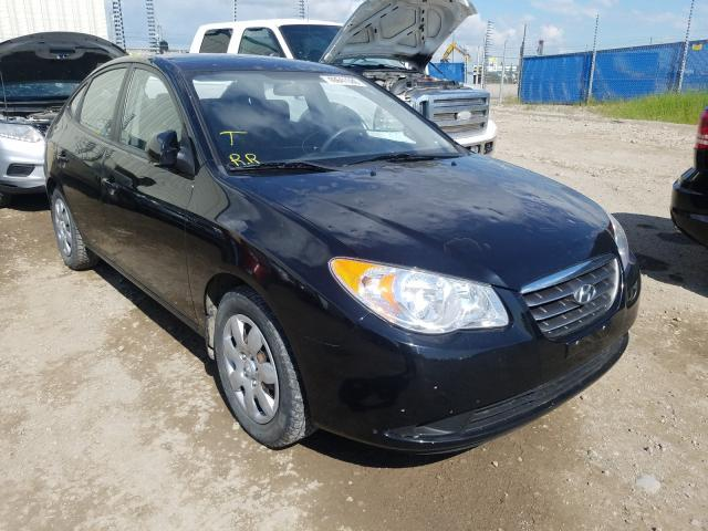 Hyundai salvage cars for sale: 2009 Hyundai Elantra GL