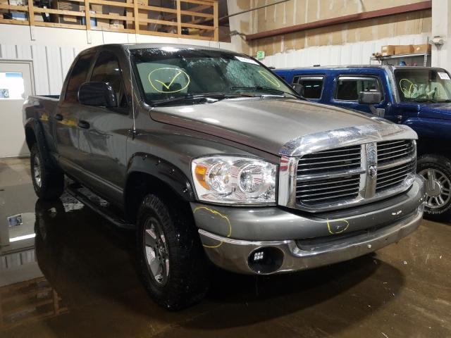 Dodge salvage cars for sale: 2007 Dodge RAM 1500 S