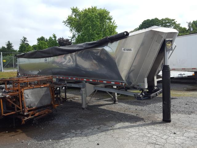 Salvage cars for sale from Copart Pennsburg, PA: 2017 Mack Trailer