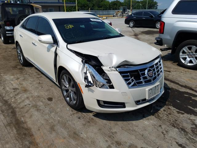 Salvage cars for sale from Copart Lebanon, TN: 2013 Cadillac XTS
