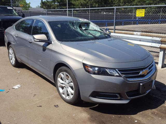 2019 Chevrolet Impala LT en venta en Denver, CO