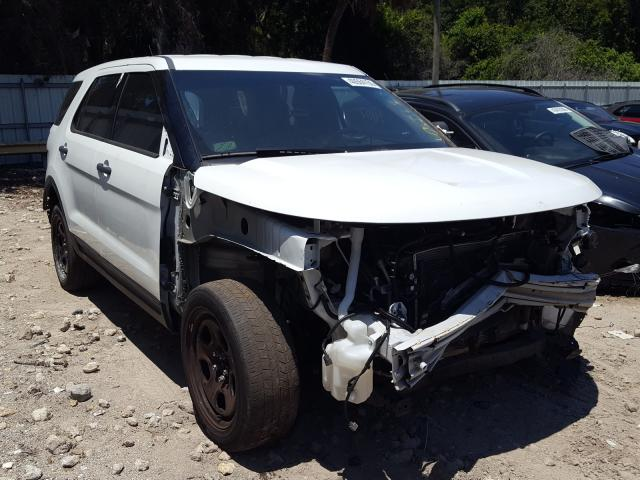 Ford Explorer P salvage cars for sale: 2014 Ford Explorer P