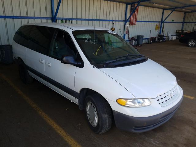 Plymouth salvage cars for sale: 2000 Plymouth Grand Voyager