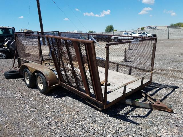 Homemade salvage cars for sale: 2010 Homemade Trailer