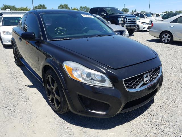 Volvo salvage cars for sale: 2011 Volvo C30 T5
