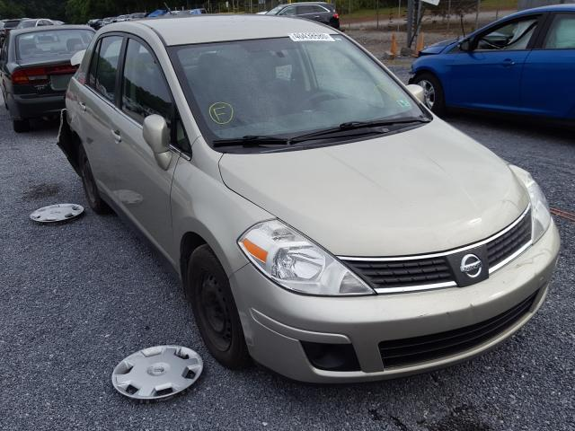 Salvage cars for sale from Copart York Haven, PA: 2008 Nissan Versa S