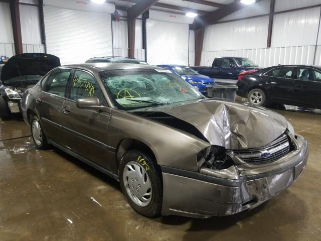 2003 CHEVROLET IMPALA - Other View