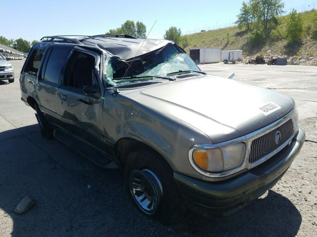 Vehiculos salvage en venta de Copart Littleton, CO: 2000 Mercury Mountainee