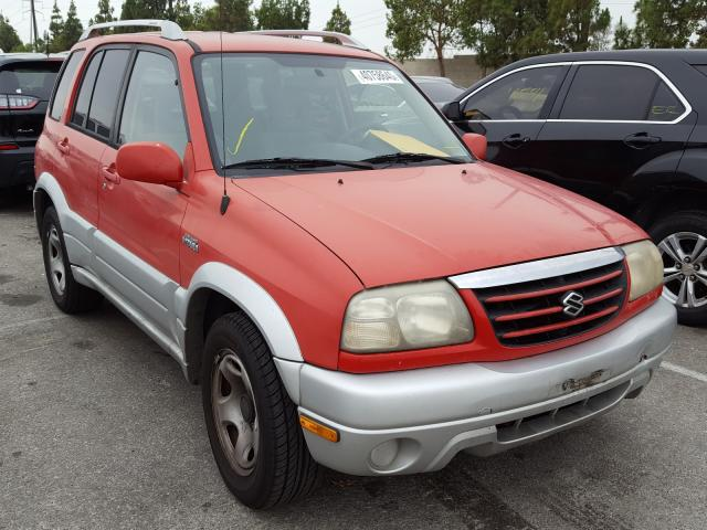 Suzuki salvage cars for sale: 2004 Suzuki Grand Vitara